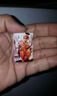 Lord ganesha done by lp samnao wat posangko