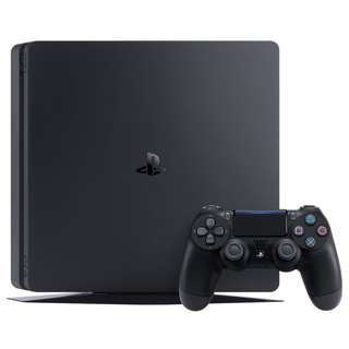 PS4 Slim 500GB Hits Bundle Console with Monster Hunter Games