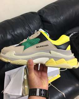 Balenciaga Triple S Sneakers Shoes Trainers