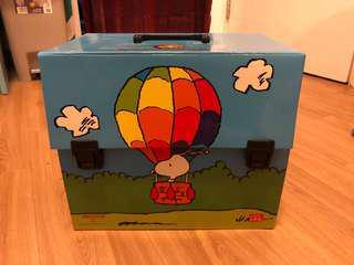 限量版 Snoopy boxset
