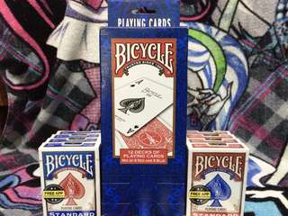 Authentic Bicycle Playing Cards