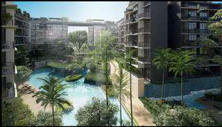 Price to sell d21 daintree residences , see the cheapest unit, potential upside 200k