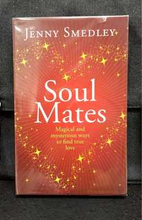 《New Book Condition + The Secrets To Finding Your Soul Mates》Jenny Smedley - SOUL MATES :  Magical And Mysterious Ways To Find True Love