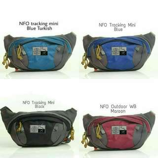 Tas Selempang Weistbag Mini Outdoor
