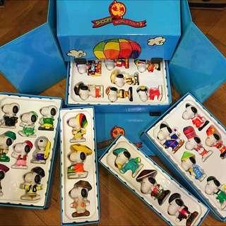 限量版!Snoopy Boxset (麥當勞)