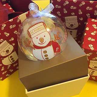 半島酒店 限量版 聖誕球