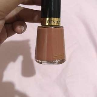 Revlon nail enamel/polish/kutek