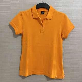 Country Fiesta Orange Polo Shirt