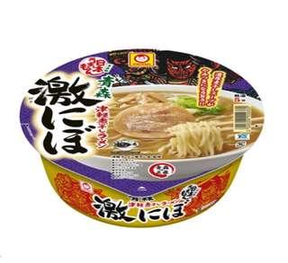 東洋水產 青森津軽煮乾拉麵