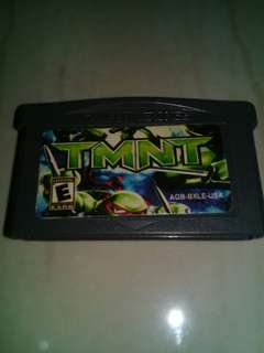 Nintendo gameboy advance TMNT (Bootleg)
