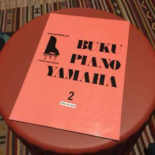 Buku Piano Yamaha