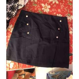 New Zara Skirt (L) new