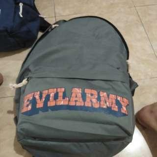 Evil Army Bagpack