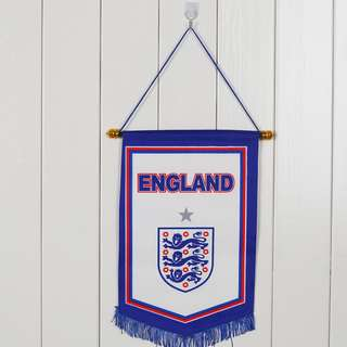 🚚 England football flag / banner for World Cup 2018 brand new in plastic