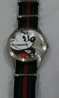Disneyland Mickey Mouse Watch