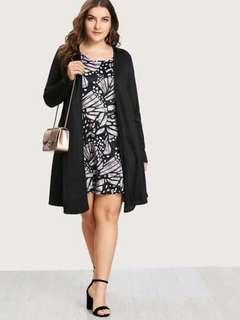 Plus size 2in1 dress