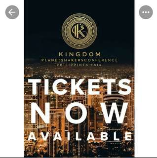 looking for planetshakers ticket 2019 (upper,lower box or gen ad)