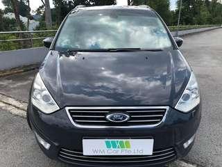 Ford Galaxy 2.0 Auto Ecoboost Ghia