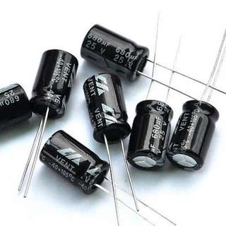 Electrolytic Capacitor per pcs (see listing for details)