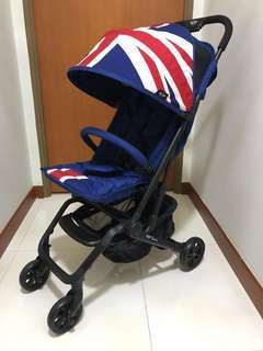 MINI by easywalker Buggy XS - Union Jack 🇬🇧