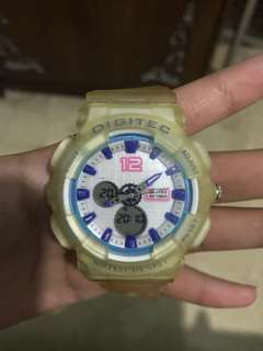 Jam sport digitec water resist