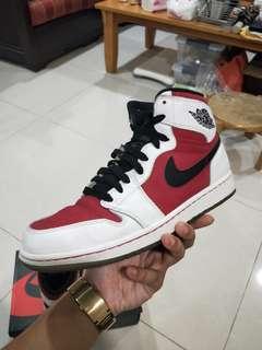 Jordan1 胭脂紅