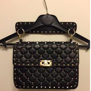 Valentino rock stud handbag not vintage not Chanel