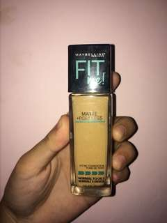 FIT ME FOUNDATION SHADE 228 FOR NORMAL TO OILY SKIN