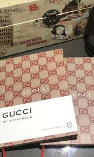 Gucci notebook