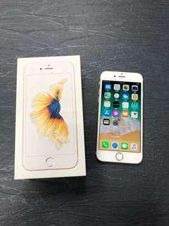 🚚 iPhone 6S 16G 金色 9成新