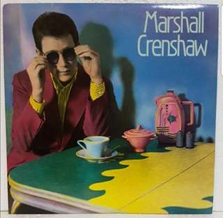 Marshall Crenshaw Vinyl Record