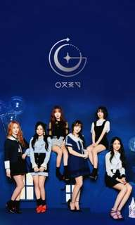 WTB Gfriend Time for the moon night album