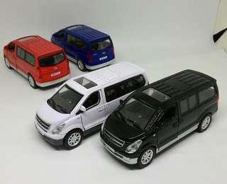 Hyundai Starex Diecast Scale Model
