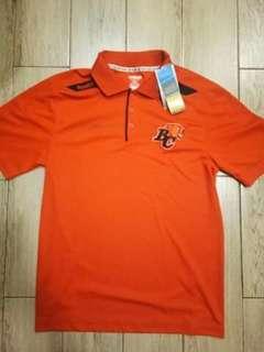 Reebok BC lions polo shirt