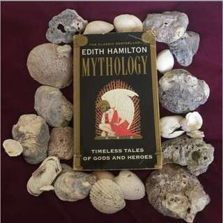 Mythology - Timeless tales of Gods and Heroes - Edith Hamilton