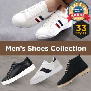 a1f7f9adc33e07  Made in Korea  Men Shoes   many types of shoes   Sneakers   Loafer