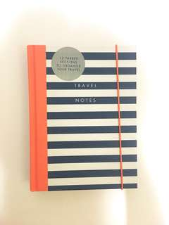 Kikki.K Travel Notes Organiser