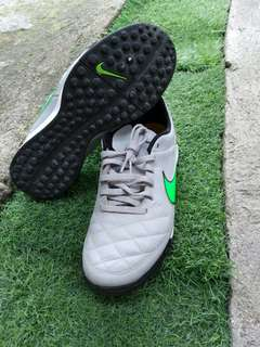 Nike Tiempo for kids size 5Y