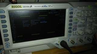 Rigol 100M 4 channel oscilloscope 示波器