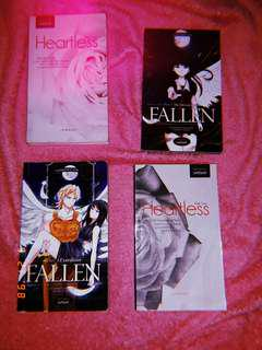 Fallen and Heartless book