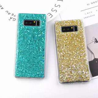 Fashion Bling Glitter Samsung Silicon Case