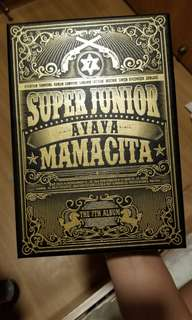 super junior mamacita 剩專
