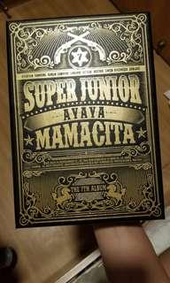 super junior mamacita 剩專