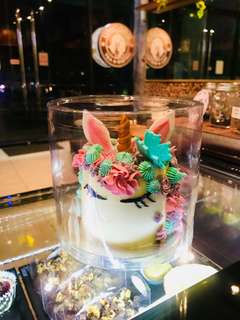 Unicorn Mini Cake