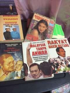 Buku Politik Lama