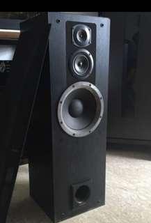 Old Pioneer S-HF9 speakers $150