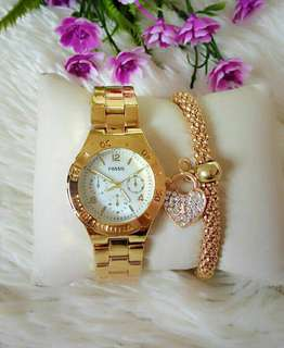 Ladies fossil
