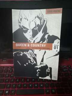 Queen and country volume 1
