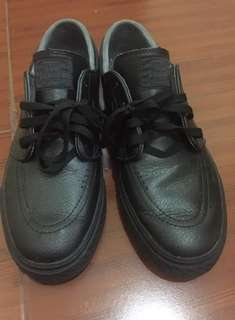 Nike Sb Anthracite Black Leather