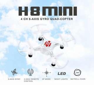 Drone H8 Mini bisa mutar 360 derajat